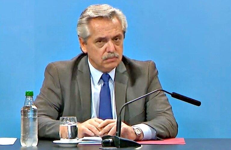 Fernández a la oposición: