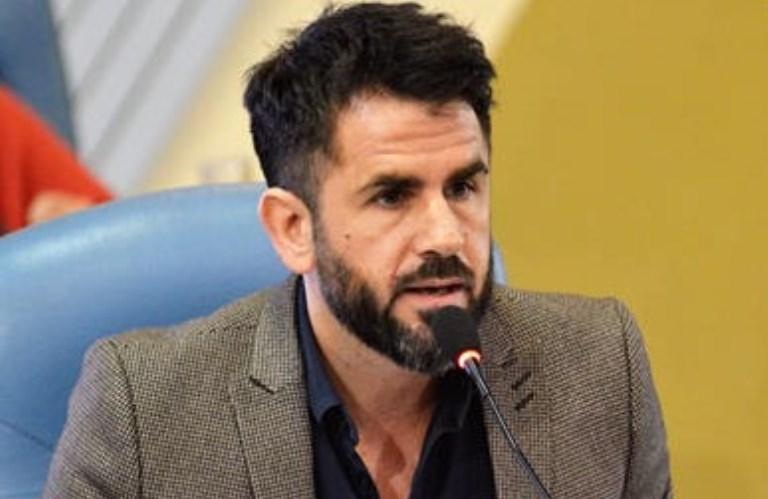 """f14924874a0 Marín sobre Kroneberger  """"Es una contradicción decir defender a los  pampeanos y ser el candidato de Macri"""""""
